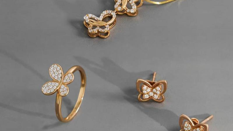Harga perhiasan emas hari ini